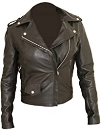 LEATHER ICON STORE Leather Icon Jessica Jones Krysten Ritter Leather Jacket
