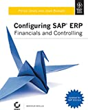 img - for Configuring SAP ERP Financials and Controlling book / textbook / text book