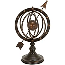 Metal Armillary On Stand