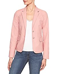 Womens Texture Pop Color Academy Blazer