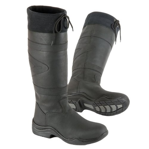 Canyon Size Leather In Yard 6 EU Toggi Long Black Boot 40 Riding fTwUdWq8x