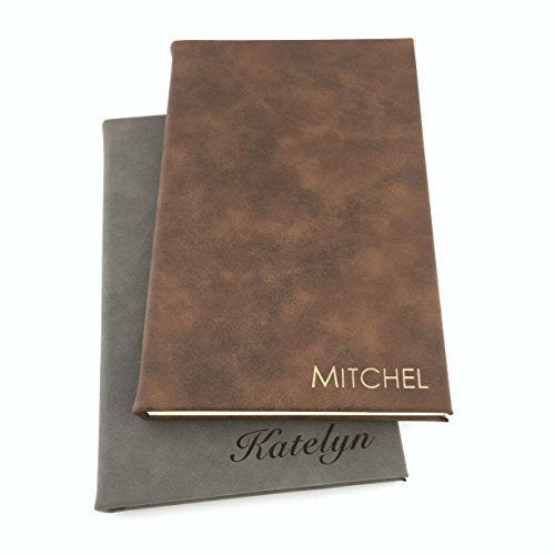 Personalized Journal with Name 5 1/4