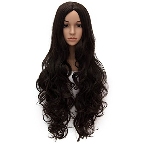 Cosplay Halloween Women Curly Synthetic product image