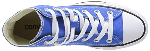 Seasonal All Women's Converse Trainers Blue Hi Canvas Star URxwpX