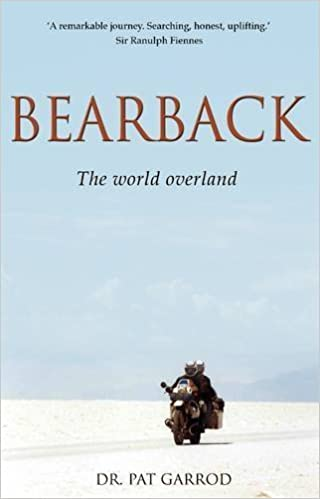 Book Bearback: The World Overland by Dr. Pat Garrod (2012-11-08)