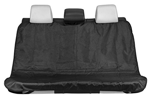 Sojoy iPetComfort Pet Seat Cover Car Seat Cover for Pets - Waterproof & Scratch Proof , Durable and Machine Washable Pet Seat Covers for Cars Trucks and SUVs (Compact Bmw)