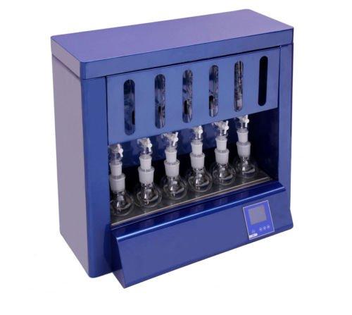 Semiautomatic water bath heating Crude fat Tester Fat Analyzer 300W 220V 10V 50Hz B01DN5T3Q0