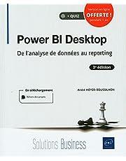 Power BI Desktop : De l'analyse de données au reporting - 2e édi