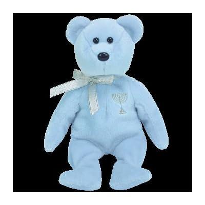 Ty Beanie Baby - Happy Hanukkah bear: Toys & Games