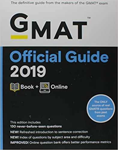 GMAT Official Guide 2019: Book...
