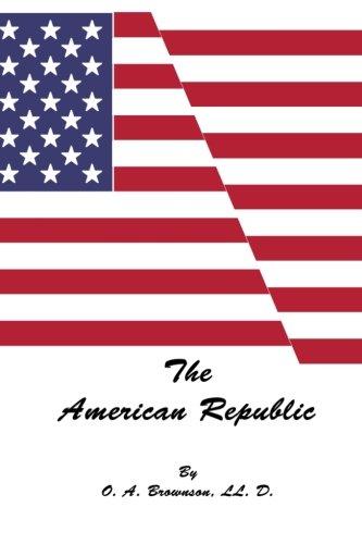 Download The American Republic ebook
