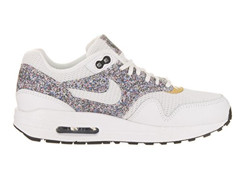 100 Air Se Casual Women's Shoe 1 Noires Max Nike Blanches 7qwPgxFn