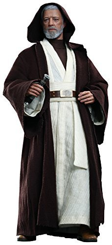 Movie Masterpiece Star Wars Episode 4 / A New Hope Obi-Wan Kenobi 1/6 scale plastic-painted action figure