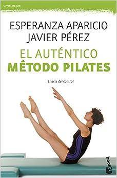 Book El auténtico método Pilates