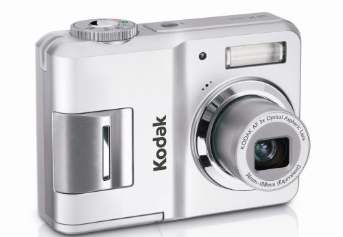 - Kodak Easyshare C433 4 MP Digital Camera with 3xOptical Zoom (OLD MODEL)