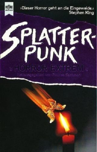 Sammon Splatterpunk 1 Cover klein