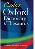 Color Oxford Dictionary and Thesaurus, , 0199226911