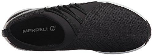 Merrell Womens 1six8 Moc Ac + Fashion Sneaker Nero