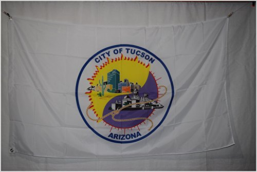 Apedes tucson City Garage Hangar Basement Flag 3x5 Feet