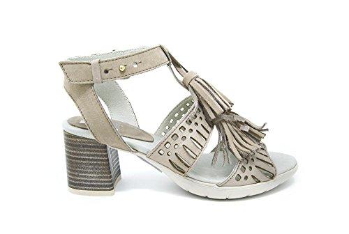 Women's Grey Sandals Grey Grey Callaghan Fashion 4qvPwqS