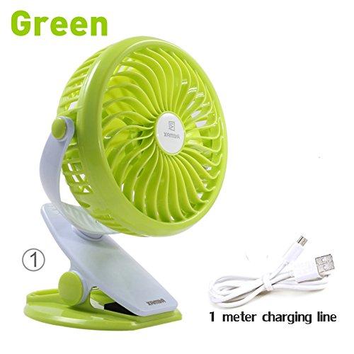ZQ Handheld USB Charging Mini Fan Desktop Silent Silent Fan Office Student Dormitory Desk Fan,C