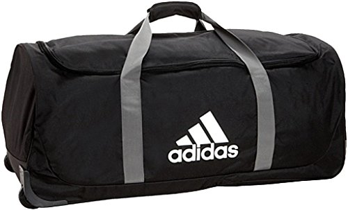 adidas Team Messenger Bag, Black, One Size ()