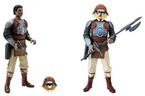 Star Wars 84743 Lando Calrissian Jabbas Sail Barge Action Figure   Return Of The Jedi