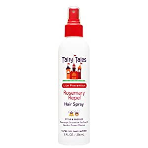 Fairy Tales Rosemary Repel Styling Hairspray, 8 ounce