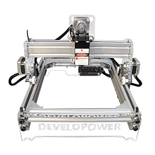 TOPCHANCES Premium Quality New DIY Laser Engraving Machine Laser...