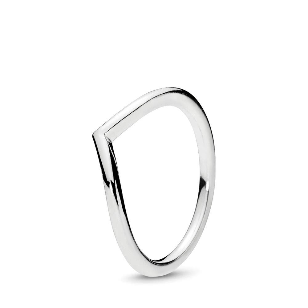 PANDORA Shining Wish Ring, Sterling Silver, Size 7 by PANDORA