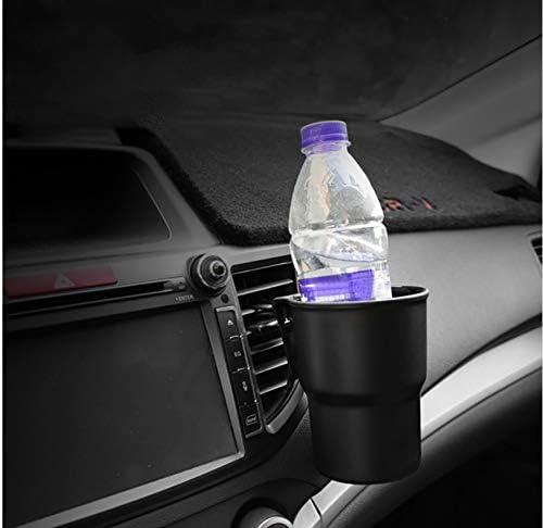 Bo/îte de rangement de voiture multifonction avec ventouse et clip /à air pour t/él/éphone portable poubelle de sortie dair accoudoir de porte lat/érale arri/ère