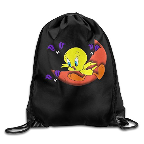 QIDAMIAO Looney Tunes Drawstring Backpack/Bags