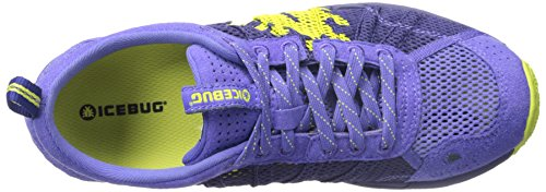 Icebug Womens Mist Rbx9 ​​trail-running Shoe Iris / Grape