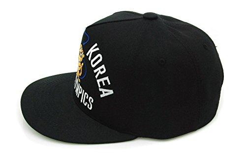 307a443feb4 Muan 1988 Seoul Olympic Snapback Hat G-dragon   Taeyang Good Boy Cap (2.  Tiger) - Buy Online in UAE.