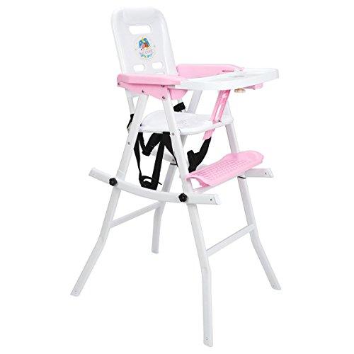 Amazon Com Costzon 4 In1 Baby Highchair Detachable Rocking