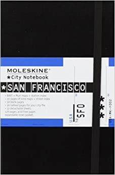 ?TXT? Moleskine City Notebook San Francisco. Nipper iPhone football which Facebook Volver offer