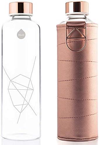 EQUA Glass Bottle Leather Sleeve product image