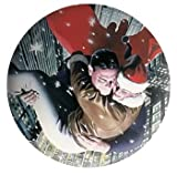 Superman & Lois Lane Christmas Collectors Plate