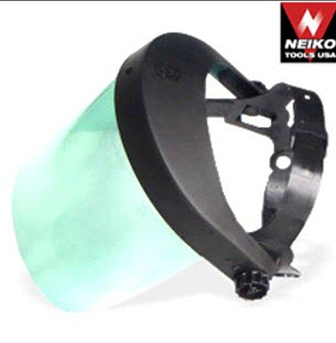 Bionic Shield Visor - Neiko 53819A Safety Headgear Face Shield with Visor | Clear Polycarbonate