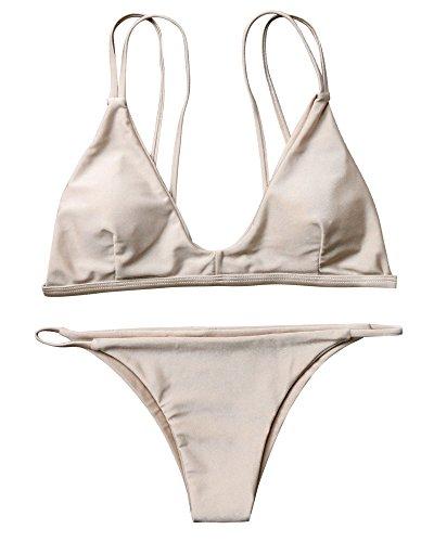 MOOSKINI Fashion Two pieces Swimsuit Bathing
