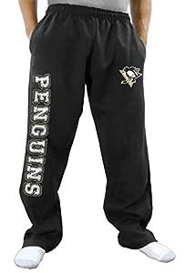 NHL Men's Premium Fleece Official Team Sweatpants