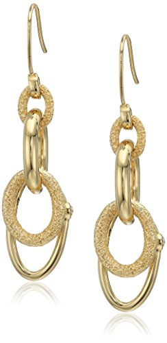 diane-von-furstenberg-sandy-links-sandblast-multi-ring-gold-drop-earrings
