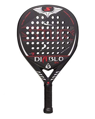 Siux Diablo Luxury GRAFENO - Palas DE Padel: Amazon.es ...