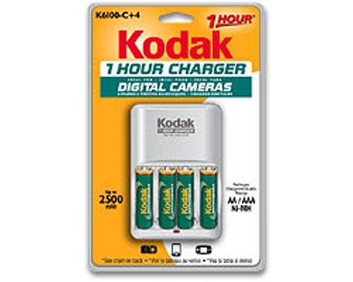 Kodak K6100-C+4 1hr Charger ()