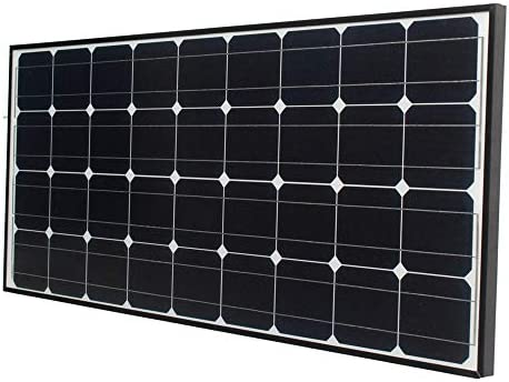 ソーラーパネル ボートキャラバンキャンピングカー用75W 18V単結晶シリコン太陽電池パネルバッテリーチャージャー ソーラーチャージャー (Color : Silver, Size : 1000x520x30mm)