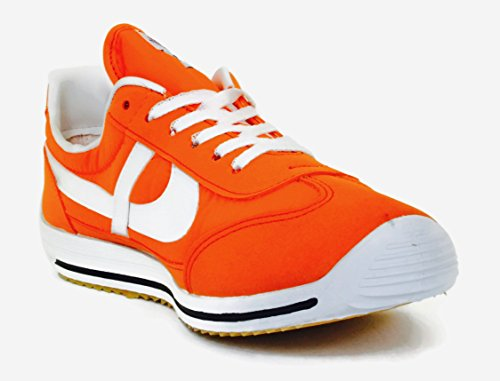 Scarpa Meccanica Panama Classic Tennis Arancione