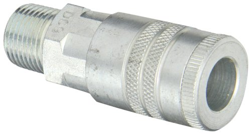 Hose Socket - Dixon DC9 Steel Air Chief Automotive Interchange Quick-Connect Air Hose Socket, 1/2