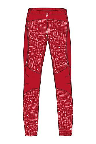 Técnicos Poppy Annettam Maloja Red Pantalones Mujer xwFxzYWpqA