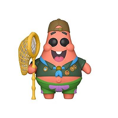 Funko Pop! Animation: Spongebob Movie - Patrick in Camping Gear, Multicolor: Toys & Games