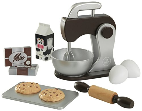 KidKraft Espresso Baking Playset